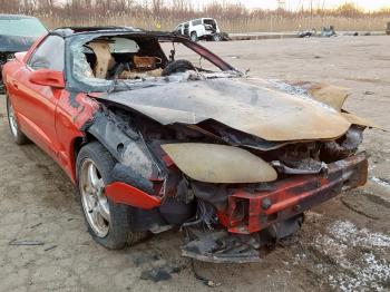 Salvage Pontiac Firebird